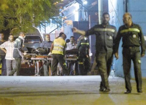مصدر: الانتهاء من سحب عينات جثامين ضحايا حريق محطة مصر لإجراء «DNA»