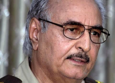 رئيس لجنة الدفاع بالبرلمان الليبي: حفتر يعود إلى الوطن الليلة أو غدا