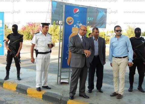 ضبط سائق من بين 14 ثبت تعاطيه المخدرات في حملة بمطروح