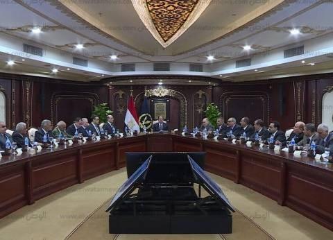 وزير الداخلية يستقبل وفد من أعضاء لجنة الدفاع والأمن القومي بالنواب