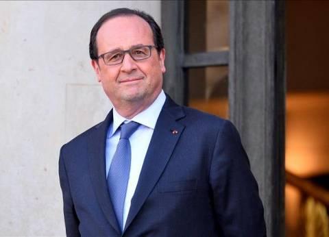 عاجل| أولاند يتصل هاتفيا بالسيسي ويؤكد دعم فرنسا لمصر في أزمة الطائرة