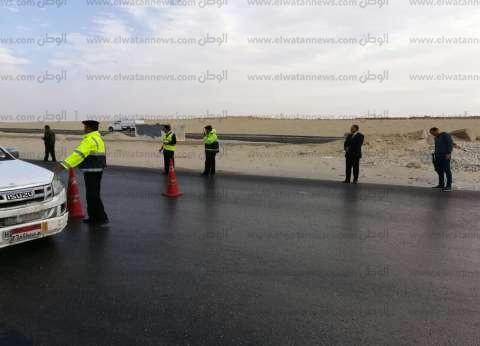 تكثيف الخدمات المرورية في القاهرة