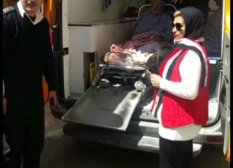 محافظ الإسكندرية يوجه الشكر لرجال النجدة لتسهيل عملية الانتخابات