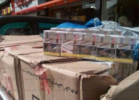 شرطة التموين: ضبط 21 قضية بيع سجائر بأعلى من سعرها