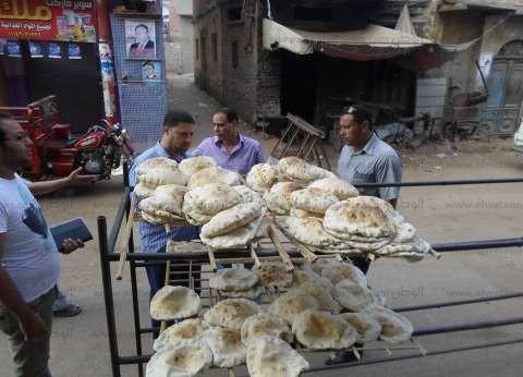تحرير مخالفات تموينية ضد 5 مخابز بلدية لإنتاج خبز ناقص الوزن بالبحيرة
