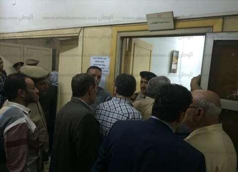 مشادات كلامية بين أنصار بعض المرشحين بسبب توجيه الناخبين في شبرا الخيمة