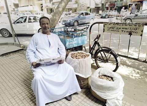 بياع بلح: «أحلى 3 أيام شفت فيهم شغل»