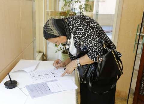بالصور| توافد الناخبين على السفارة المصرية في لبنان