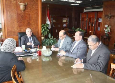 عبدالعاطي يناقش خطة وزارة الري خلال الفترة المقبلة