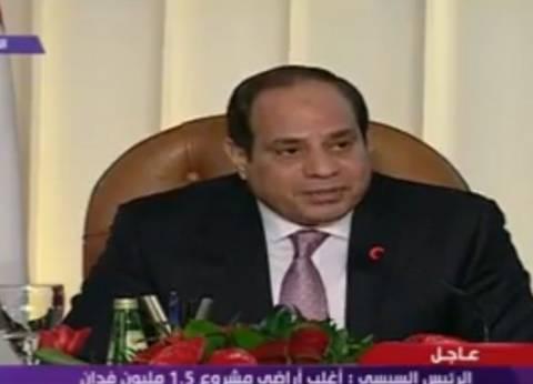 السيسي بين ترشحين.. الأول لإنقاذ الوطن والثاني لاستكمال البناء