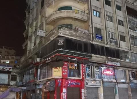 «المكنسة» تهاجم عقاراً بالإسكندرية وطوارئ لمواجهة السيول بسيناء