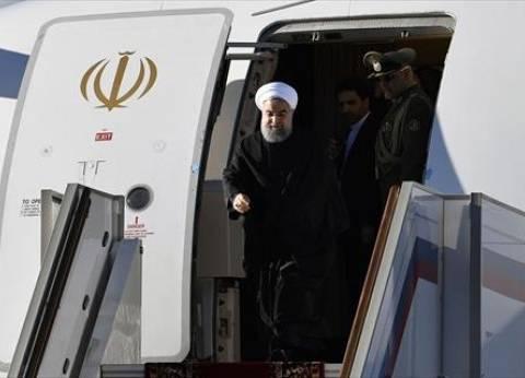 بالصور| روحاني في موسكو لإجراء محادثات حول سوريا