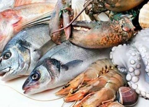 أسعار السمك اليوم الإثنين 8-7-2019 في مصر