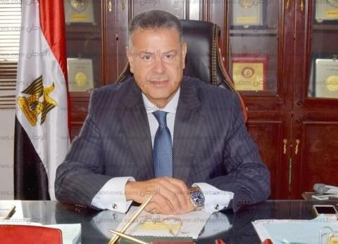 محافظ بني سويف: أعداد كبيرة من المواطنين شاركت في الاستفتاء