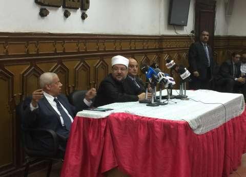 وزير الأوقاف: خصصنا خطبة الجمعة بعد المقبلة عن المشكلة السكانية