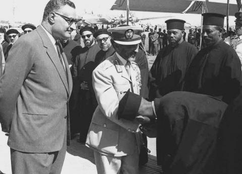 تعرف على آخر أباطرة إثيوبيا الذي أقيم له تمثال بمقر الاتحاد الإفريقي