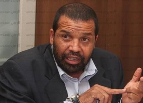 """رجب حميدة: ادعم الرئيس السيسي.. و""""عنان"""" استعان ببعض الهاربين في الخارج"""