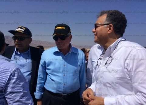محافظ جنوب سيناء: الانتهاء من أعمال تطوير ميناء نويبع بنسبة 100%
