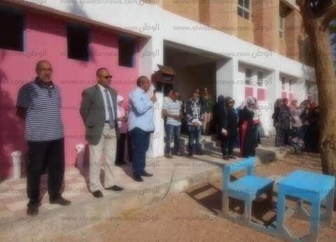 مدير أمن بورسعيد يتأكد من انتظام الخدمات مع بداية العام الدراسي