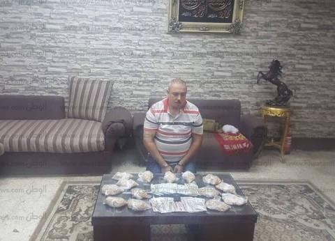 حبس سائق بحوزته 15 ألف قرص مخدر 4 أيام على ذمة التحقيق في دمياط