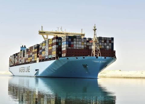 112 سفينة تعبر قناة السويس بحمولات 7.7 مليون طن خلال يومين