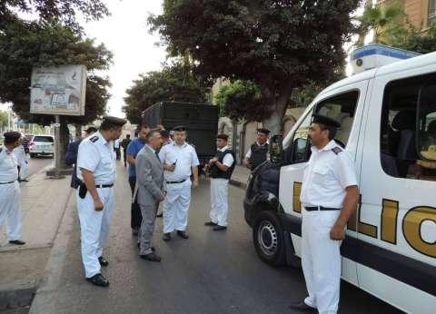 ضبط 2000 طن ذرة تحوي حشرات بمخزن في الإسكندرية