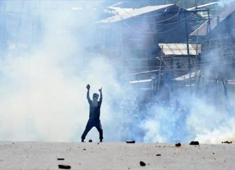 إصابات في مواجهات بين القوات الهندية ومحتجين بإقليم كشمير