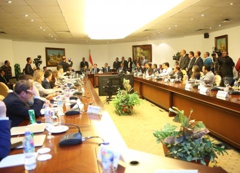 وزير الاتصالات الروسي: نتطلع للتواجد في سوق التكنولوجيا المصري
