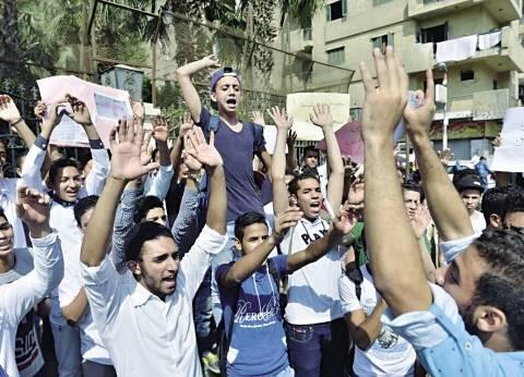 الشرطة تتصدى لـ«البلطجة» أمام المدارس بالمحافظات