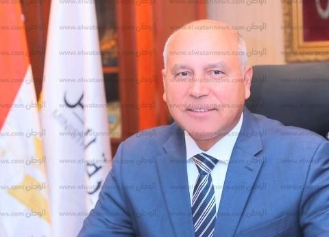 """بالصور  مظاهرة شعبية لدعم جهود كامل الوزير: """"راجل بيراعي ضميره"""""""