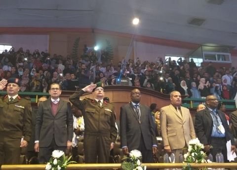 رئيس جامعة الأزهر: أولمبياد الجامعات الإفريقية عيد للقارة