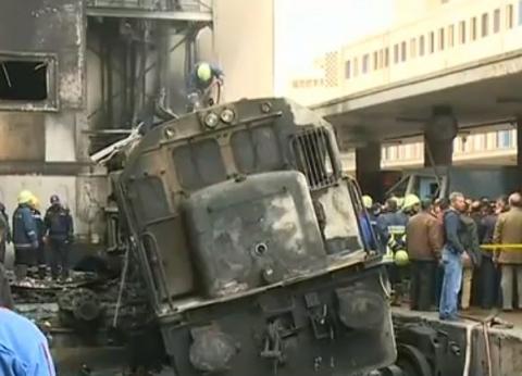 النقل: عودة العمل بمحطة مصر إلا «رصيف 6».. وجميع القطارات في مواعيدها