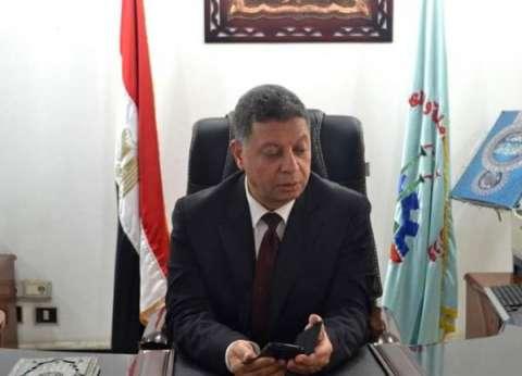 """رئيس """"القابضة"""" يعقد اجتماعا مع رئيس نقابة الغزل والنسيج لبحث مطالب عمال غزل المحلة"""