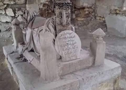 إهمال قبر الإمام ابن حجر العسقلاني يثير غضب أئمة الأوقاف