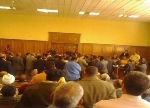 القضاء الإدارى ينظر 8 طعون ببطلان نتائج انتخابات الجولة الأولى بالمنيا