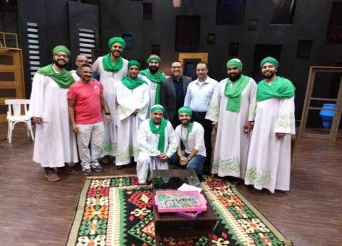 """عبدالفتاح مصطفى يقدم """"الإنشاد الديني والمبتهلين"""" في رمضان"""