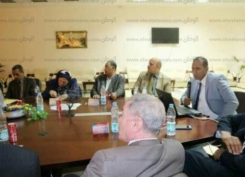 """مجلس جامعة أسوان يوافق على إقامة مؤتمر """"مصر وأفريقيا"""""""