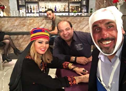 """رانيا فريد شوقي """"عرافة"""" في مسلسل """"أيام العسل"""""""