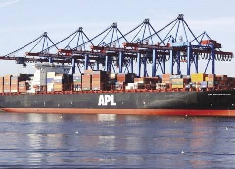 فتح بوغاز مينائي الاسكندرية والدخيلة بعد تحسن الاحوال الجوية