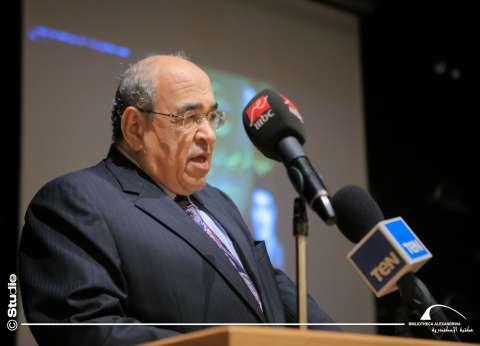"""مدير مكتبة الإسكندرية: """"عبد الناصر"""" ظاهرة تاريخية تستحق الدراسة"""
