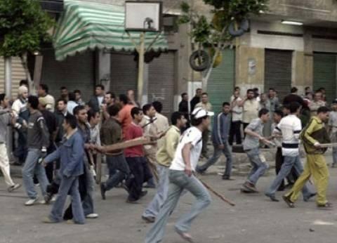 مشادات بين أنصار مرشحين متحالفين في أبوالمطامير بالبحيرة