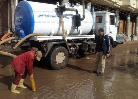 طوارئ في القليوبية تحسبا لسقوط أمطار