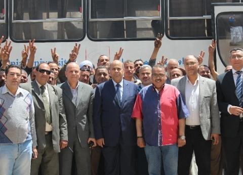 نصف يوم عمل بجامعة المنيا للمشاركة في الاستفتاء على تعديل الدستور