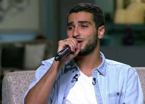 محمد الشرنوبي وتانيا صالح في حفل غنائي على مسرح الماركي