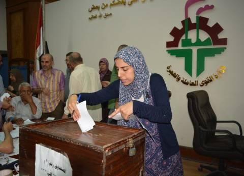 وزير القوى العاملة يتفقد اللجان الانتخابية قبل الإفطار