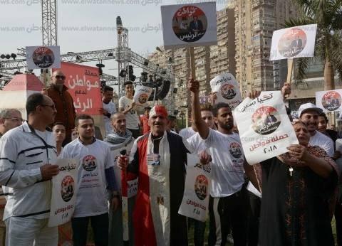 """نبيل بولس: فوز السيسي رسالة للأعداء أن الشعب """"بيحب الريس"""""""