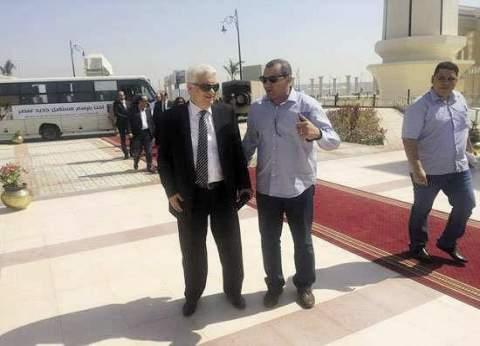 «الوطن» ترصد «رحلة الضيوف» من مسجد المشير إلى القناة الجديدة