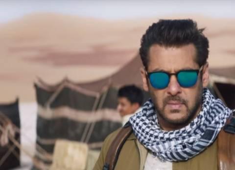 """سلمان خان وكاترينا كيف في دور العرض المصرية بـ""""Tiger Zinda Hai"""""""