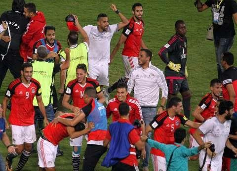 أحمد جمال لمحمد صلاح: ربنا يخليك لينا ولمصر