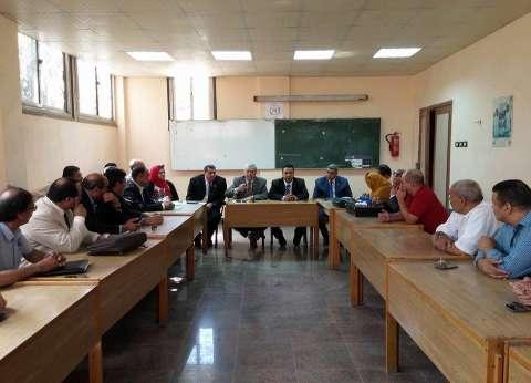 دورة تدريبية في الإعلام الرياضي بمركز النيل ببنها 14 أبريل